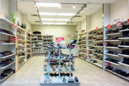 Kingsway Shoe Comfort - Shoe Stores - 780-413-0526