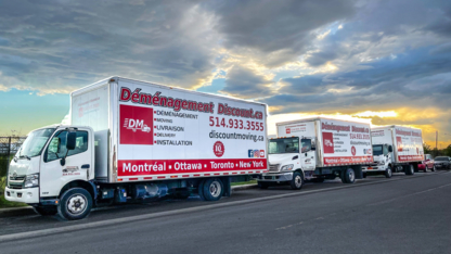 View Discount Moving's Pointe-Claire profile