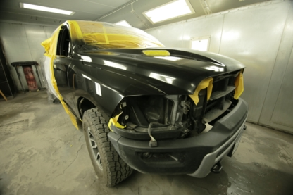 Cactus Collision & Paint Inc - Auto Body Repair & Painting Shops - 250-374-9995