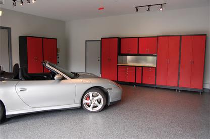 Park Place Garage of Kelowna - Pose et sablage de planchers - 250-681-4349