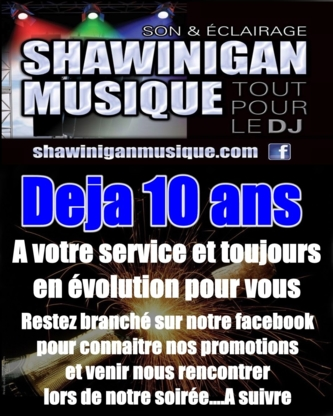 Shawinigan Musique - Musical Instrument Stores - 819-537-9814