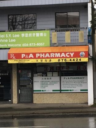 P & A Pharmacy - Pharmacies