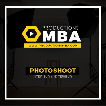 View Productions MBA's Longueuil profile