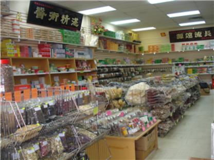 Chan Fat Chinese Herb Store - Magasins de produits naturels - 780-425-5296