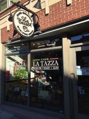 Café La Tazza - French Restaurants - 514-768-3940