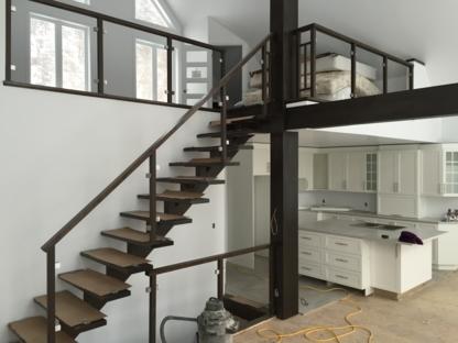 Les équipements JR - Constructeurs d'escaliers - 450-831-3751