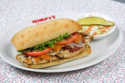 Wimpy's Diner - Burger Restaurants - 705-435-6669