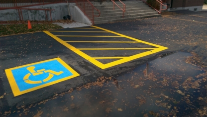 Pro Finish Line Painting - Pavement Sealing