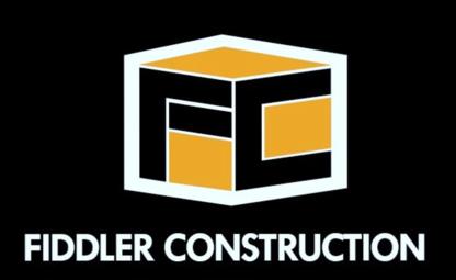 Fiddler Construction - Excavation Contractors - 250-417-1119