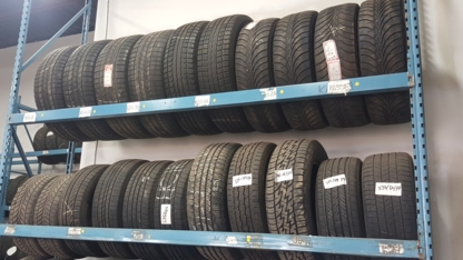 RSG Wholesale Tires - Tire Retailers - 289-389-7748
