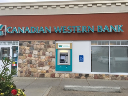 View Canadian Western Bank's Edmonton profile