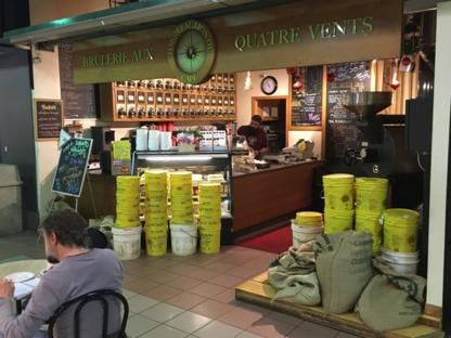 Brulerie aux Quatre Vents - Magasins de café - 514-932-6068