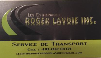Les Entreprises Roger Lavoie Inc - Services de transport
