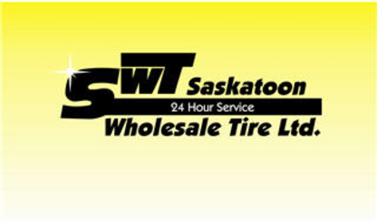 Saskatoon Wholesale Tire Ltd - Tire Retailers - 306-244-9512