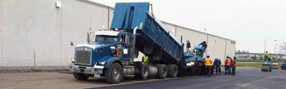 Morpac Paving Ltd - Paving Contractors
