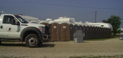 Dover Port-A-John - Portable Toilets