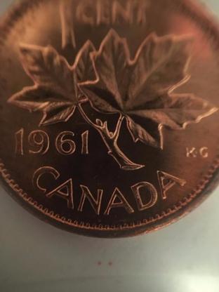 Fournitures Et Marchands De Pièces De Monnaie à Trois Rivières Qc