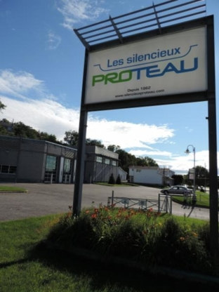 Les Silencieux Proteau Inc - Mufflers & Exhaust Systems - 418-837-2511