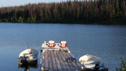Alpine Wilderness Retreat - Fishing & Hunting