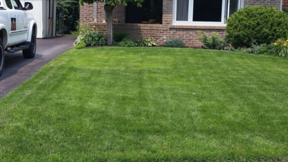 The Lawn Gorilla - Lawn Maintenance - 705-241-9558