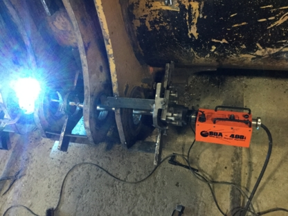 Real Steel Mechanical - Welding