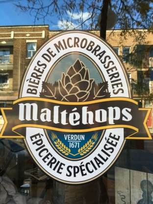 Epicerie Specialisee Le Maltehops Inc - Grocery Stores - 514-903-2337