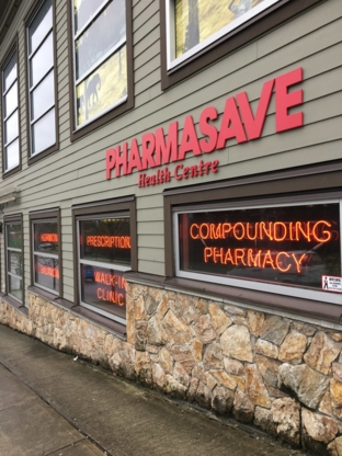 Pharmasave Burnaby - Pharmacies - 604-453-0136