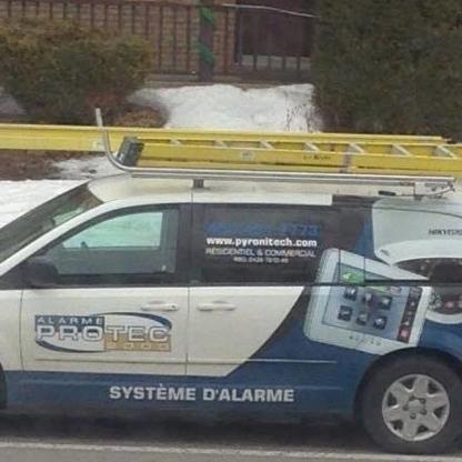 Voir le profil de Alarme Protec 2000 - Saint-Eustache