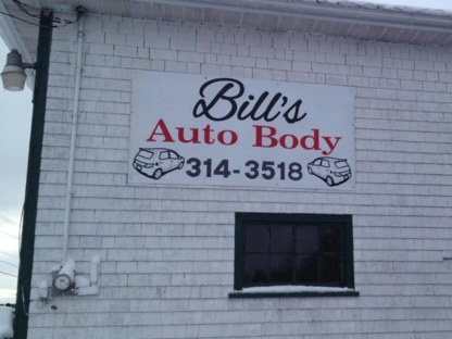 Bill's Autobody - Auto Body Repair & Painting Shops - 902-314-3518