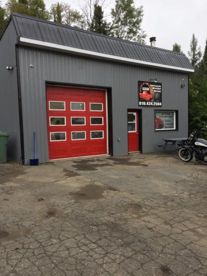 Godon Atelier de Carrosserie - Réparation de carrosserie et peinture automobile - 819-424-2504