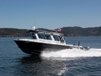 The Marine Butler Ltd - Marine Surveyors
