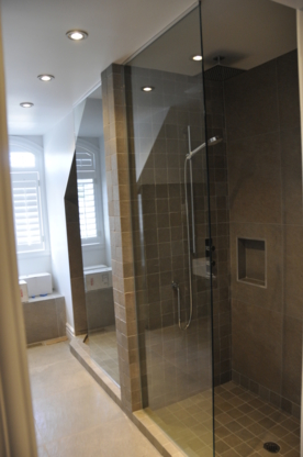 Vitrerie Douche Xtreme - Glass (Plate, Window & Door)