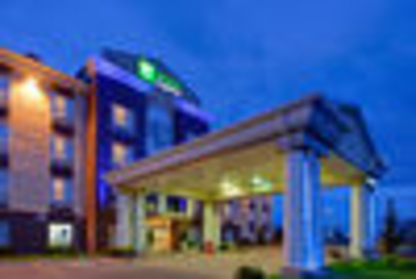 Holiday Inn Express & Suites Airdrie-Calgary North - Hôtels - 1-877-654-0228
