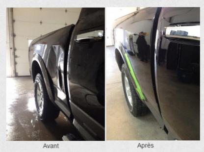 Dboss - Réparation de carrosserie et peinture automobile