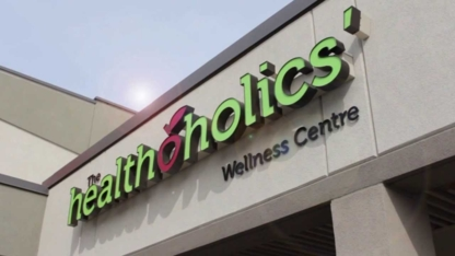 Healthoholics - Health Food Stores - 519-742-0691