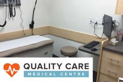 Quality Care Medical Centre - Cliniques - 780-328-7737