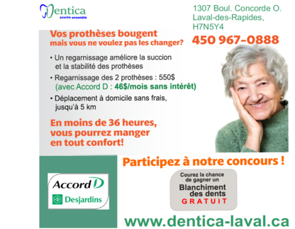 Clinique Dentica - Teeth Whitening Services