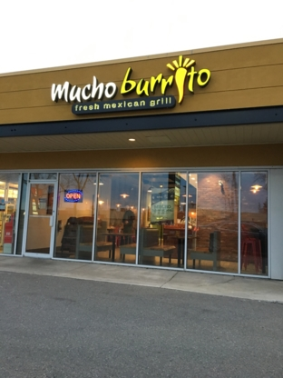 Mucho Burrito - Take-Out Food - 403-475-6044
