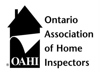 Ontario Association of Home Inspectors - 416-256-0960