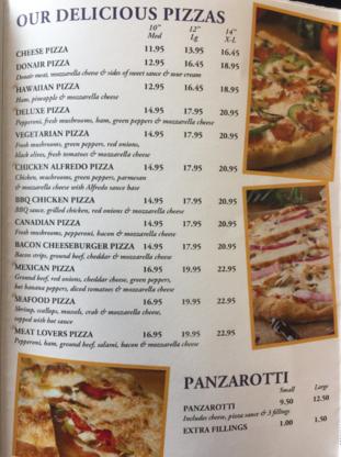 MJs Pizza & Grill - Pizza et pizzérias - 780-750-9001