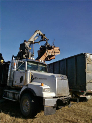 Iron Man Scrap Metal Recovery - Scrap Metals - 403-318-4346