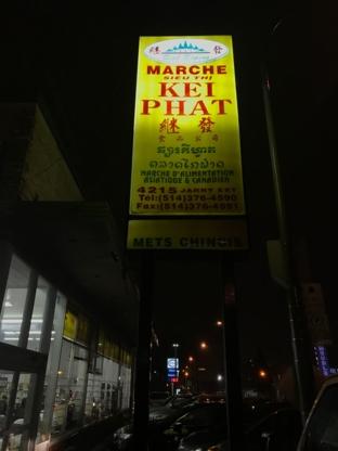 Marche Phat - Épiceries - 514-376-4590