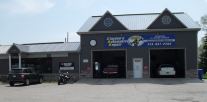 Clayton's Automotive Repair Centre Inc - Car Repair & Service