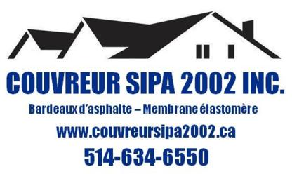 View Couvreur Sipa 2002 Inc's Montréal-Ouest profile