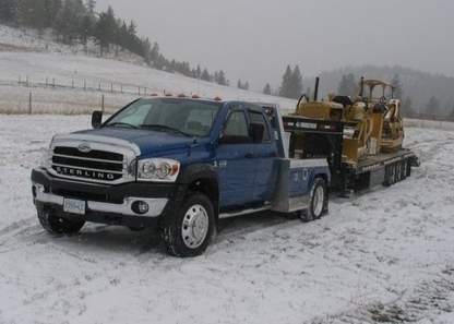 Andre M Cordonier Trucking - Ponts roulants