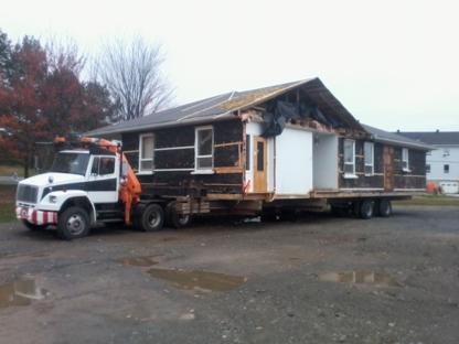 Déplacement Bâtiments Martin Lemieux - Transport de maison et autres bâtiments