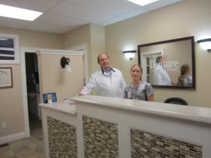 Ellis Denture Clinic - Denturists - 506-328-4588