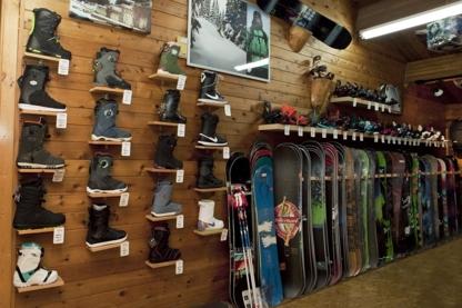 The Skier's Sportshop - Ski Equipment Stores