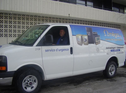 Service Électroménager Oméga Inc - Air Conditioning Contractors