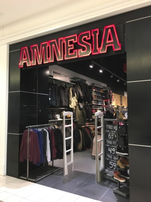 Amnesia - Clothing Stores - 450-466-1706